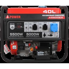 Бензогенератор A-IPOWER A5500ЕА