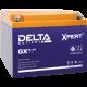 Аккумуляторная батарея DELTA GX 12V-24AH Xpert