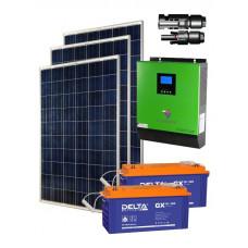 Автономная солнечная электростанция 3000 Вт∙ч/сутки