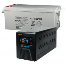 Источник бесперебойного питания Энергия Гарант 300Вт/100Ач/12В