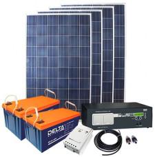 Автономная солнечная электростанция 6000 Вт∙ч/сутки