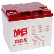 Аккумуляторная батарея MNB Battery MM38-12