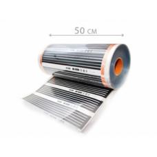 Инфракрасный пленочный теплый пол RexVa XМ шириной 0,5 метра 220 Вт/кв.м.