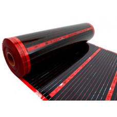 Саморегулирующий инфракрасный пленочный теплый пол RexVa PTC шириной 0,5 метра 220 Вт/кв.м.
